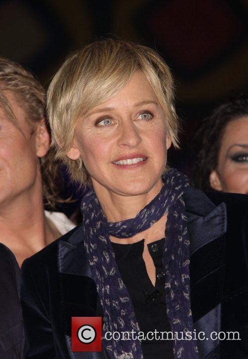 'Ellen's Even Bigger Really Big Show' At The...