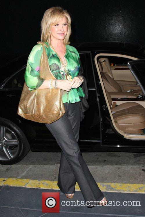 Kathy Hilton and Elton John 2
