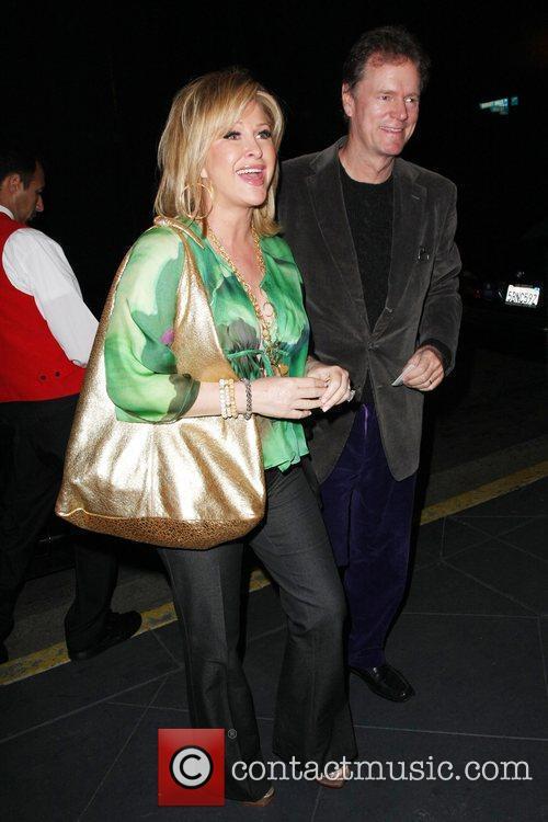 Kathy Hilton and Elton John 4