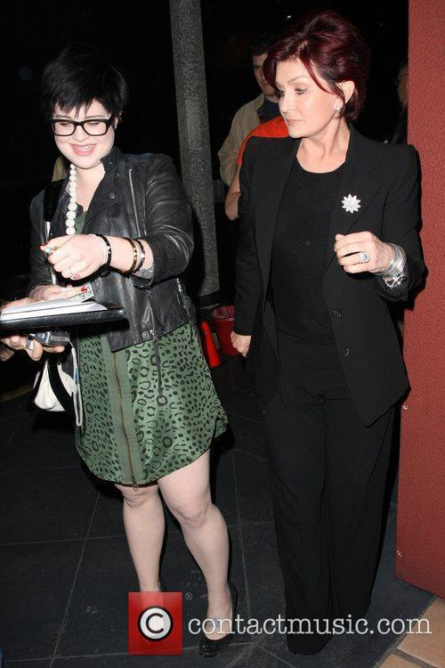 Sharon Osbourne and Elton John 4