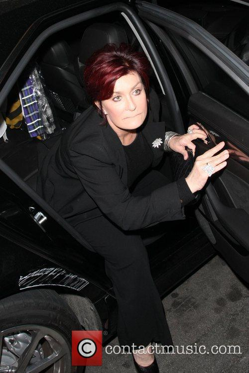 Sharon Osbourne and Elton John 8