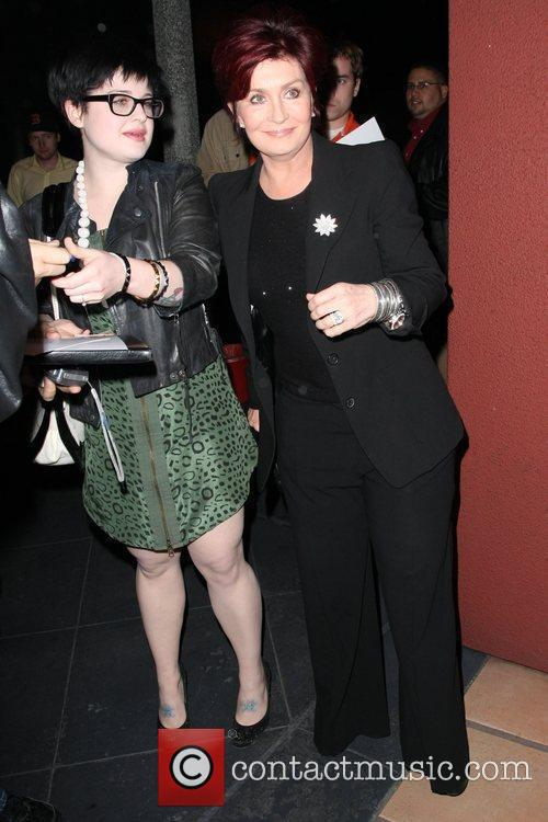 Sharon Osbourne and Elton John 2
