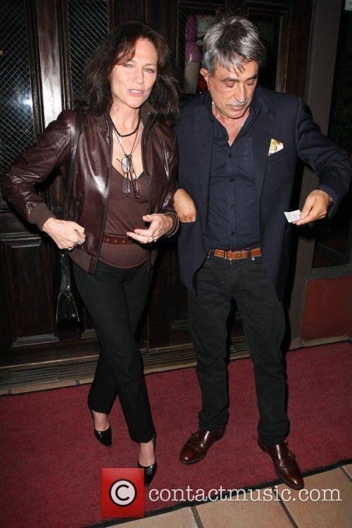 Jacqueline Bisset and Elton John 3