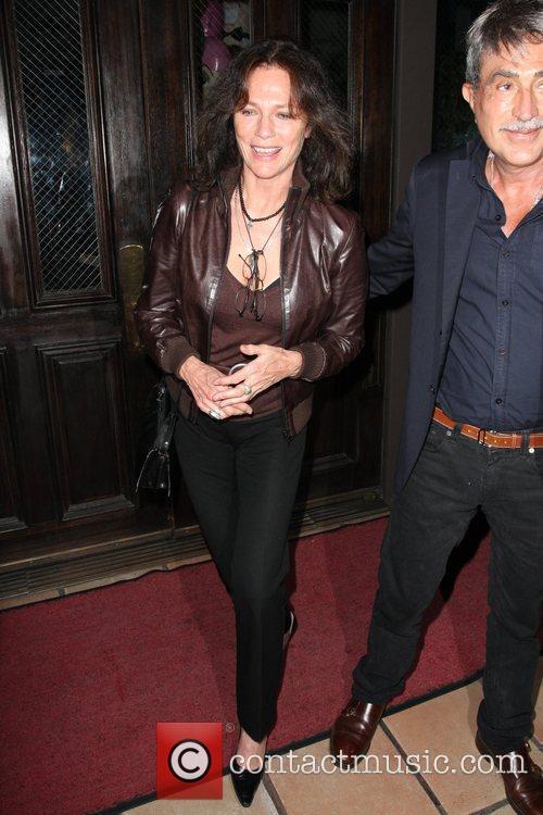Jacqueline Bisset and Elton John 2