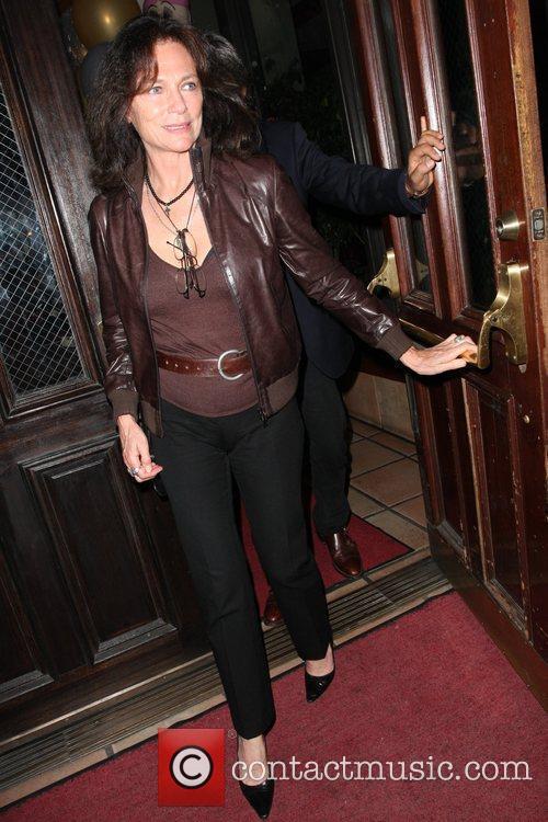 Jacqueline Bisset and Elton John 4