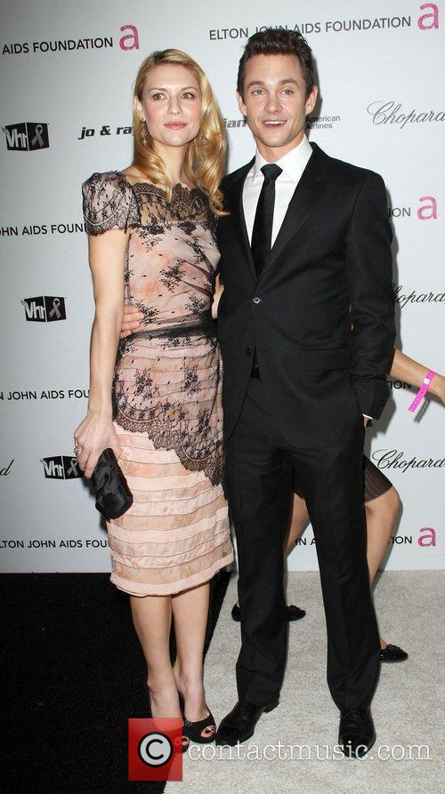 Claire Danes and Elton John 6