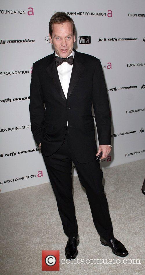 Kiefer Sutherland, Elton John and Academy Awards 2
