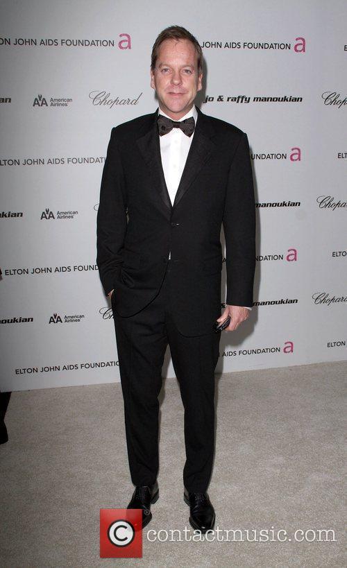Kiefer Sutherland, Elton John and Academy Awards 1