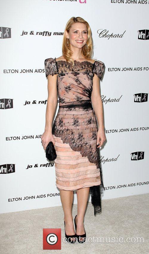 Claire Danes and Elton John 2