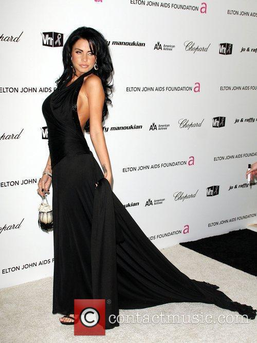 Katie Price, Elton John and Academy Awards 1
