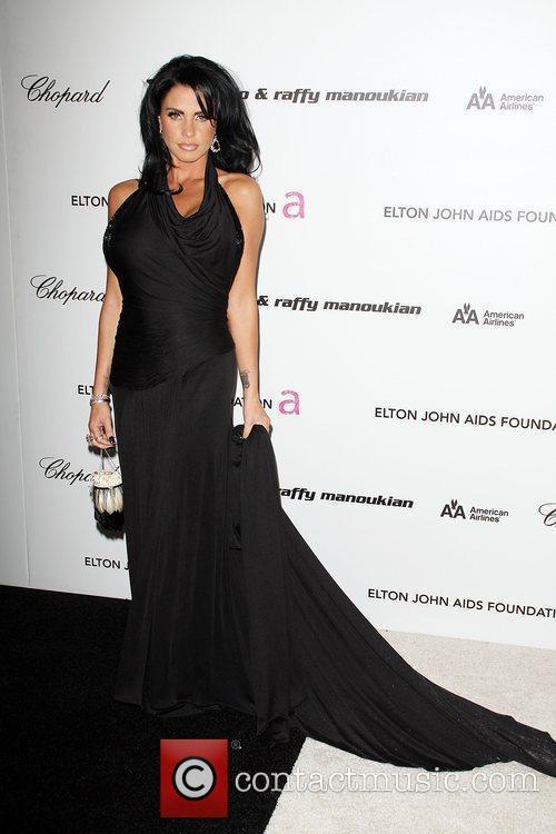 Katie Price, Elton John and Academy Awards 2