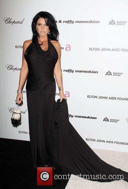 Katie Price, Elton John and Academy Awards 4