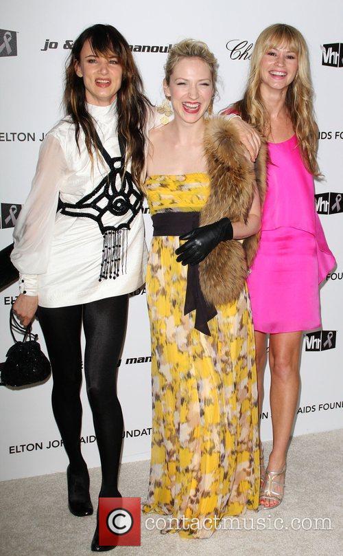 Juliette Lewis, Elton John, Cameron Richardson and Beth Riesgraf