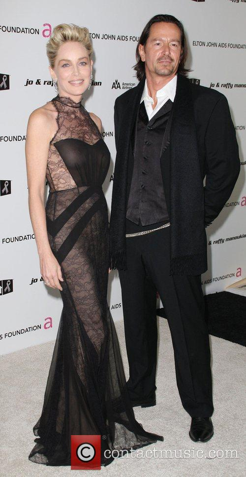 Sharon Stone, Elton John and Academy Awards 3