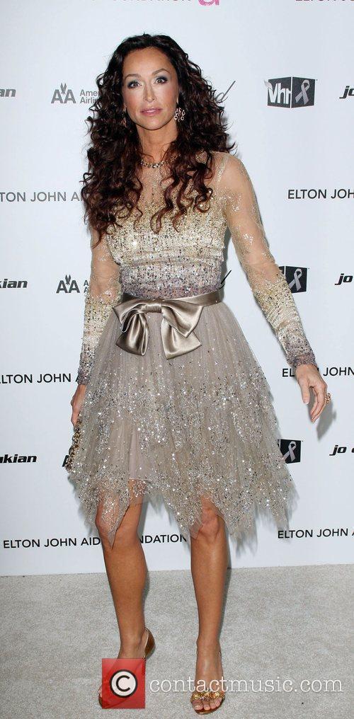 Sofia Milos, Elton John and Academy Awards 1