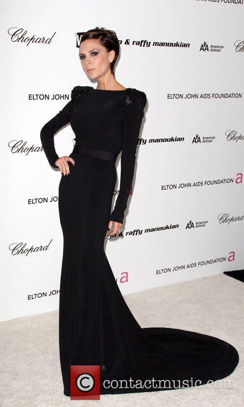 Victoria Beckham, Elton John and Academy Awards 5