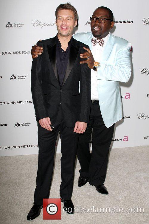 Randy Jackson and Elton John 2