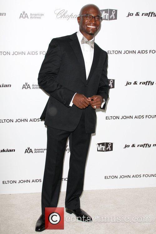 Taye Diggs, Elton John and Academy Awards 2