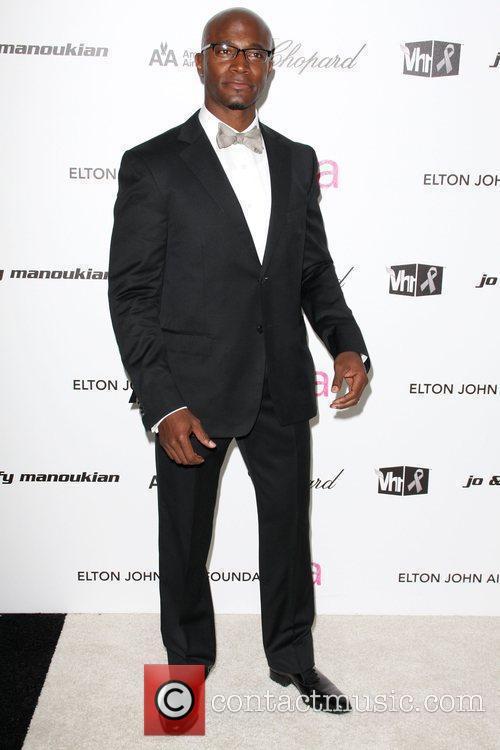 Taye Diggs, Elton John and Academy Awards 1