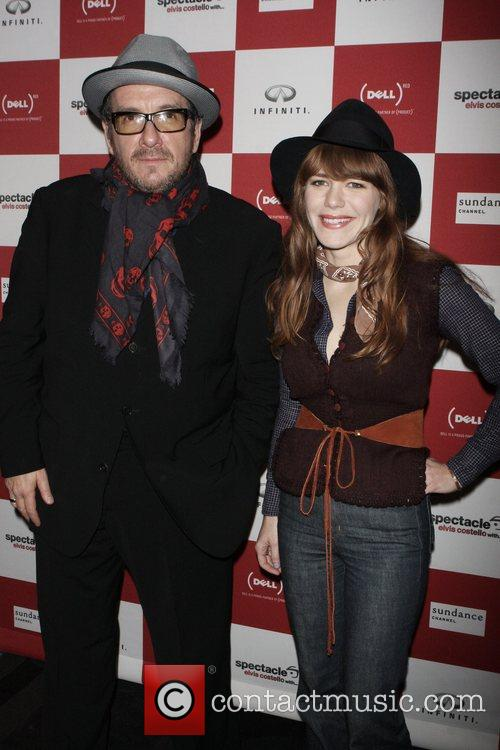 Elvis Costello and Jenny Lewis 5