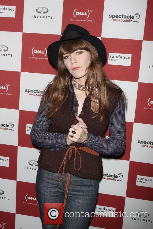 Jenny Lewis and Elvis Costello 8