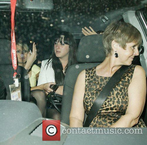 Natalie Cassidy and Cassidy 3