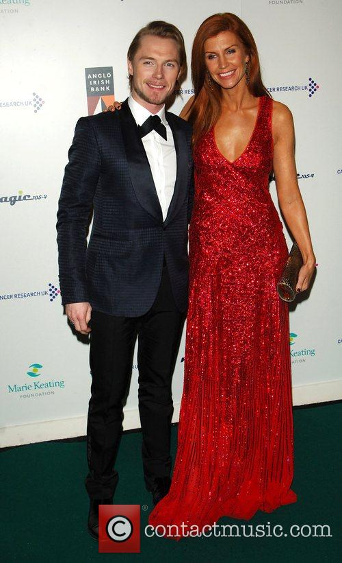 Ronan Keating and Wife 2