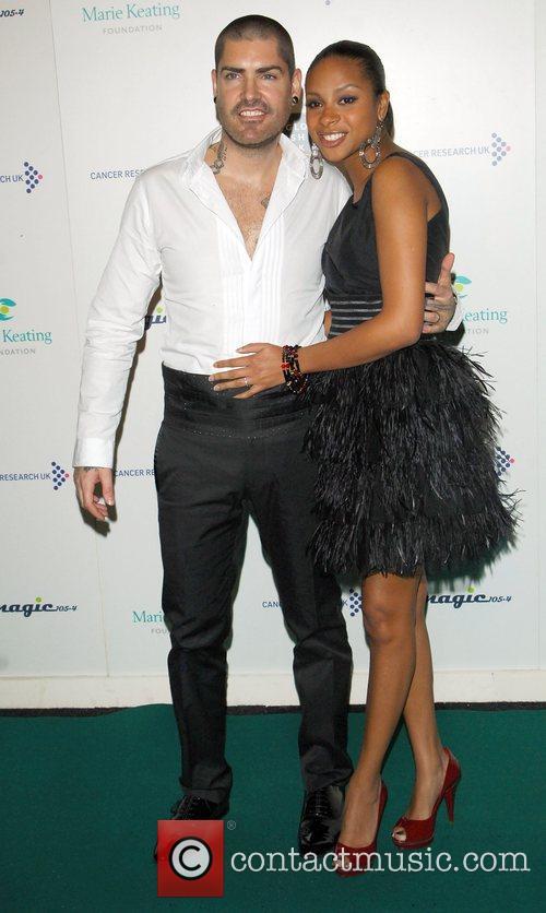 Shane Lynch and Wife 2