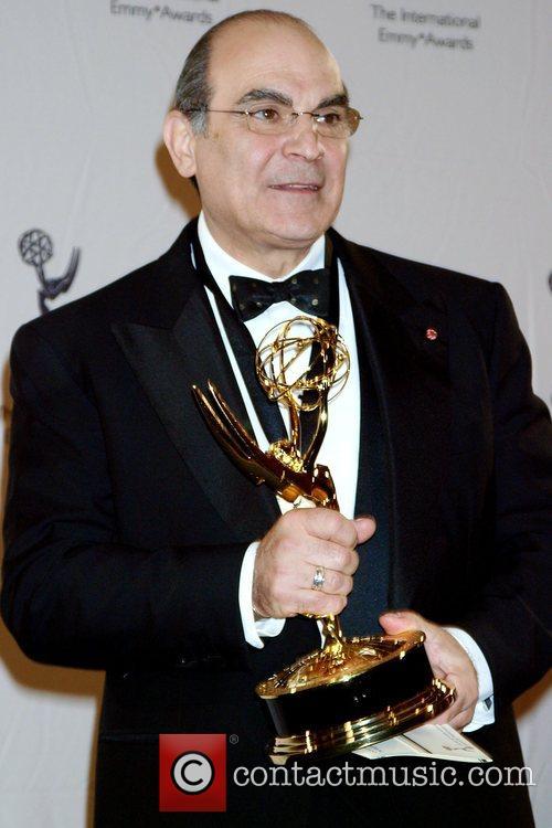 David Suchet, Emmy Awards