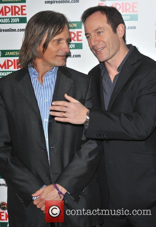 Viggo Mortensen, Jason Isaacs and Grosvenor House 4