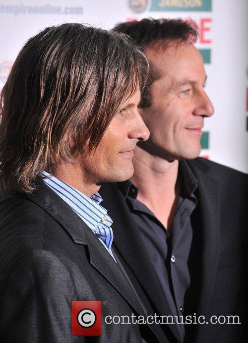 Viggo Mortensen, Jason Isaacs and Grosvenor House 3