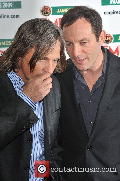 Viggo Mortensen, Jason Isaacs and Grosvenor House 1