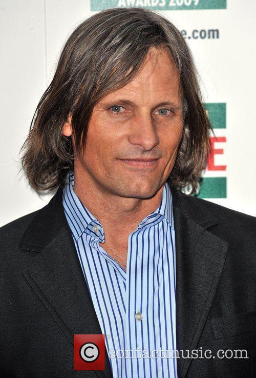 Viggo Mortensen and Grosvenor House 2
