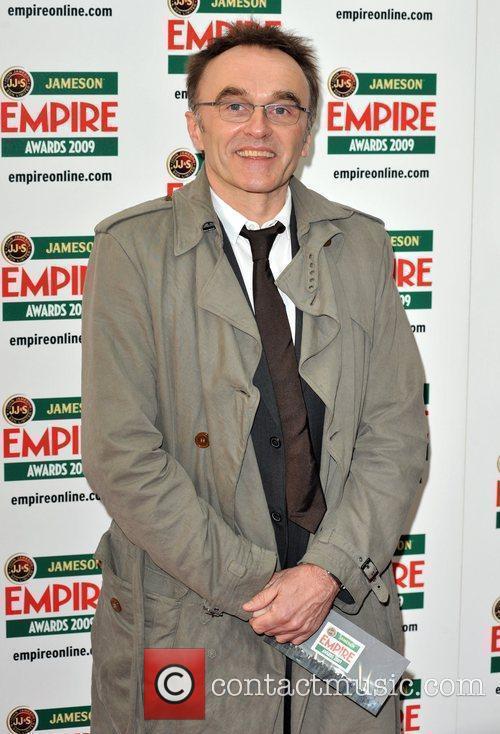 Danny Boyle Jameson Empire Film Awards held at...