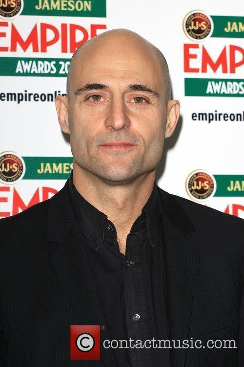 Mark Strong Jameson Empire Film Awards held at...