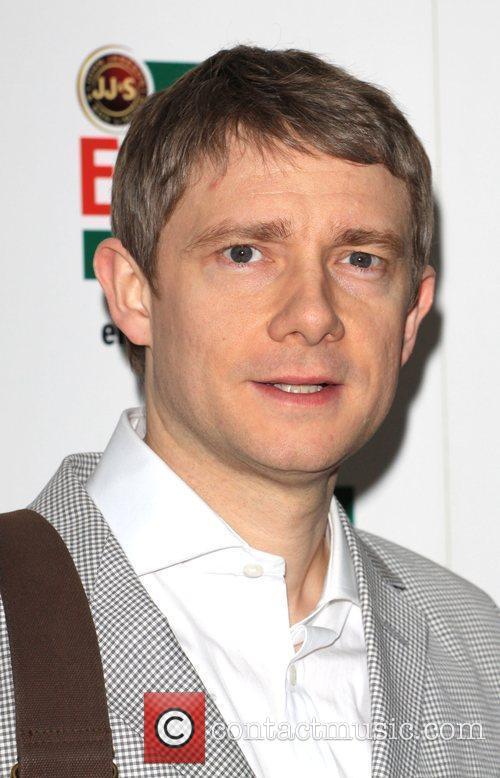 Martin Freeman Jameson Empire Film Awards held at...