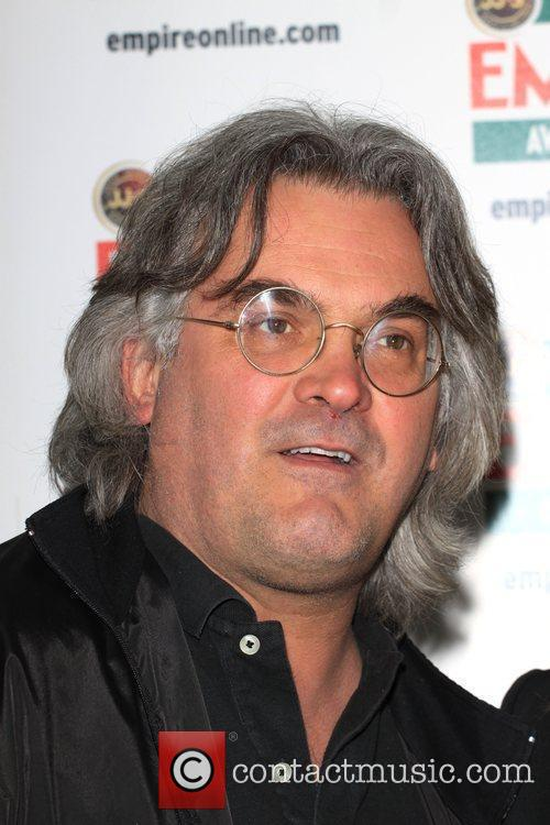 Paul Greengrass and Grosvenor House 1
