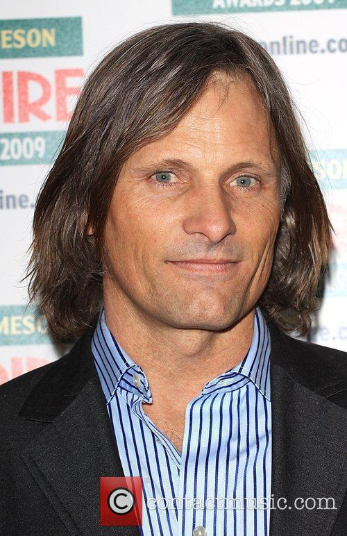 Viggo Mortensen and Grosvenor House 5