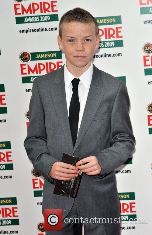 Will Poulter Jameson Empire Film Awards held at...