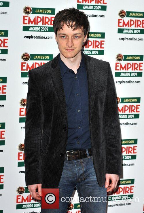 James Mcavoy and Grosvenor House 1