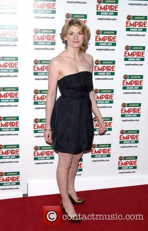 Jodie Whittaker and Grosvenor House 2