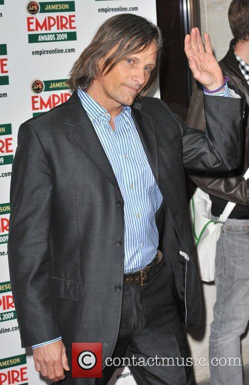 Viggo Mortensen and Grosvenor House 6