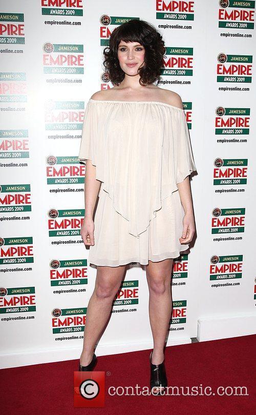 Gemma Arterton The Jameson Empire Film Awards 2009...