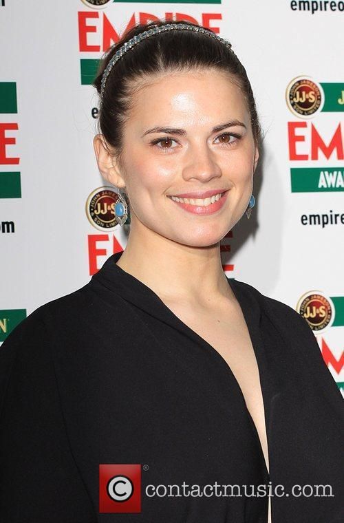 Hayley Atwell and Grosvenor House 7