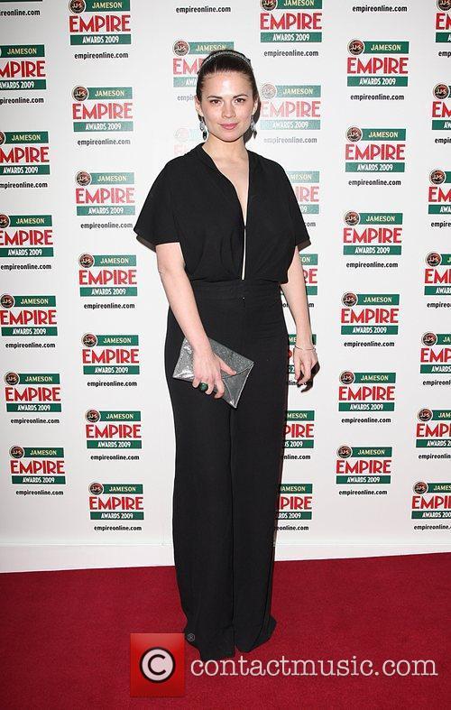 Hayley Atwell The Jameson Empire Film Awards 2009...