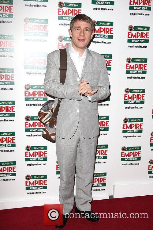 Martin Freeman The Jameson Empire Film Awards 2009...