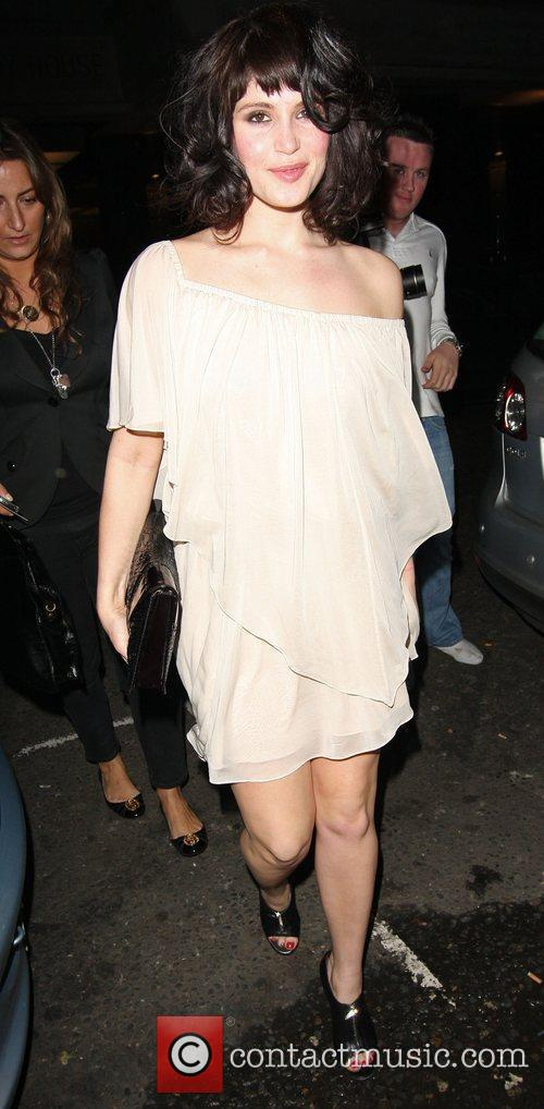 Gemma Arterton at the Jameson Empire Awards After...