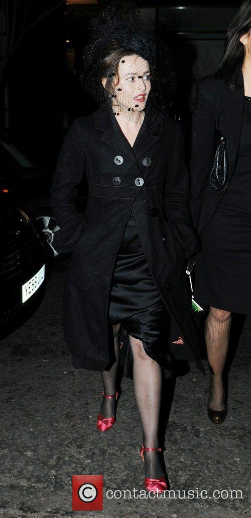 Helena Bonham Carter and Embassy Night Club 4