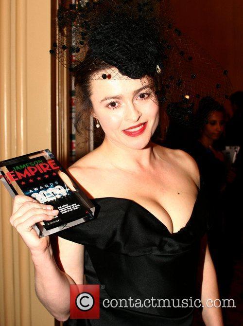 Helena Bonham Carter  Jameson Empire Film Awards...