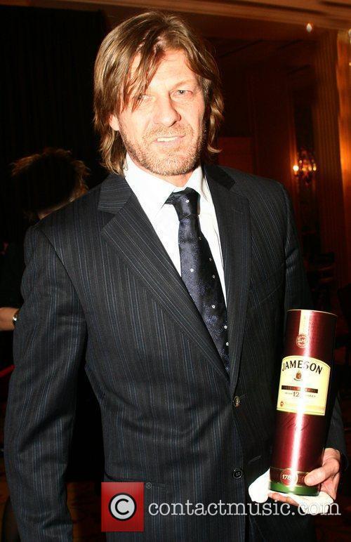Sean Benn Jameson Empire Film Awards held at...